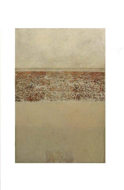 1 untitled.2004               183x122 cm                 mixed media
