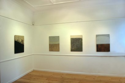 5 exhibition space               cross gallery 2004