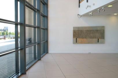 Installation view, solo show at Draiocht Arts Centre, 2007.