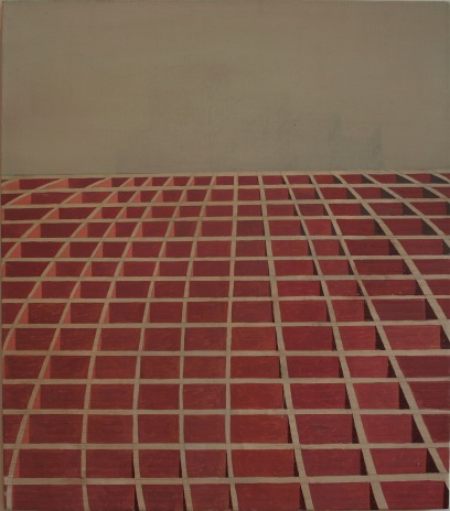 untitled., oil on canvas, 70 x 80 cm, 2008
