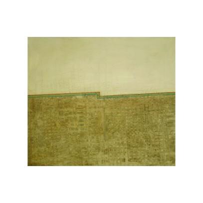Foundation, 70 x 80 cm, oil on board, 2006.