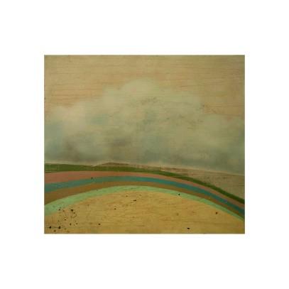 9 Untitled 2006   oil on board      70 x 80 cm