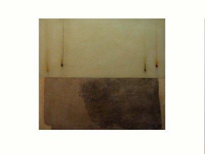 Untitled, 70 x 80 cm, oil on board, 2006.
