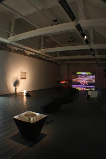 Difference Engine, Accumulator III, Limerick City gallery of Art, installation shot, 2013.