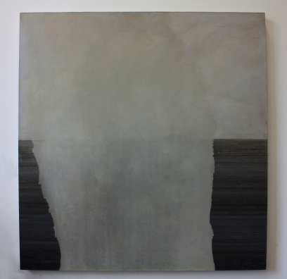 Vent II, oil on canvas, 104 x 104 cm, 2015.