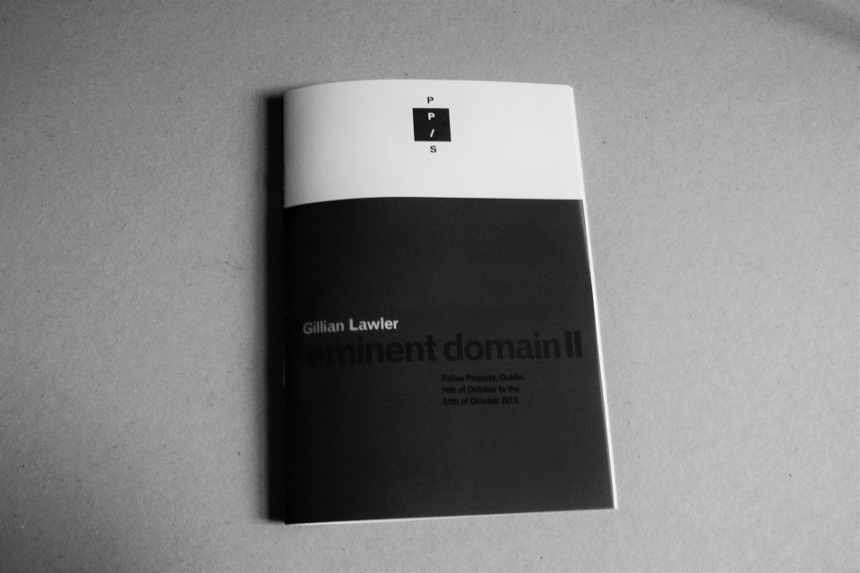 booklet eminent domain